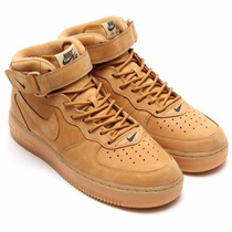 Nike Air Force Bota Cano Alto Masculina