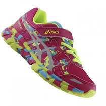 Tênis Asics Gel-lightplay Ps - Infantil C442n-2093