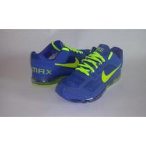 Tênis Nike Air Max Lançamento Femininos E Masculinos Garanta