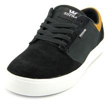 Supra Yorek Low Men Canvas Sneakers