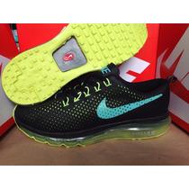 Tenis Air Max Nike Gel Airmax Novo Na Caixa