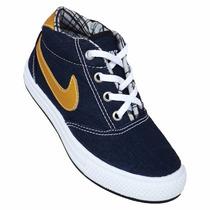 Tênis Nike Suketo Sb Cano Alto Skate Infantil Estilo Bota