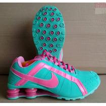 Tênis Nike Shox Femininos 4 Molas Ótimo Preço Pronta Entrega