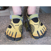 42 Tênis Vibram 5 Dedos Running Five Fingers Selfiesport