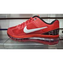 Tenis Nike Air Max Unissex Varias Cores 2014 - 2016 Bolha Ar