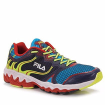Tênis Training Masculino Fila Reaction Pulse 11j417x - Color