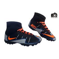 Chuteira Nike Cano Alto Lançamento Frete Grátis Aproveite!!