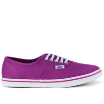 Tênis Vans Authentic Lo Pro Deep Orchid True White Vn-0xrnh1