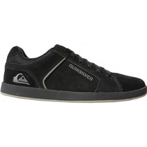 Tênis Quiksilver Area Slim Black