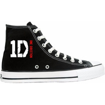 Tênis One Direction All Star Converse Personalizado