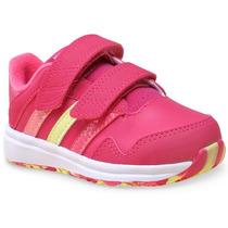 Tenis Infantil Feminino Adidas S31596 Esporte Hyperfas 18a25