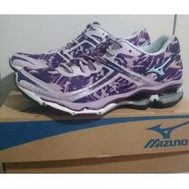 Mizuno Wave Creation 15 100% Semi Novo!!!