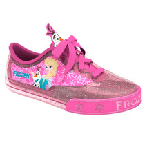 Tênis Infantil Disney Frozen Encantada - 21405 - Promoção
