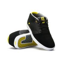 Vans Masculino Lxvi Secante Médio Topo Sneakers