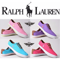 Tènis Polo Ralph Lauren Vaugh - Adulto X Infantil . Barato .