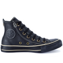 Tênis Converse All Star Ct As European Hi Preto Ct329001