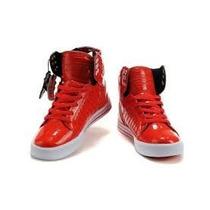 Tenis Justin Bieber Supra Footwear Muska001
