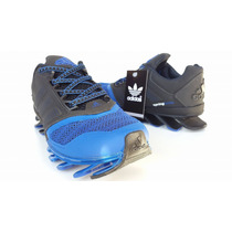 Novo Adidas Springblade Azul Lançamento 2015 - Promoção