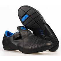 Adidas Mactelo Couro Natural Frete Grátis Master5001