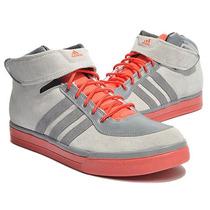 Tênis Adidas Adiclub 2.1 ( Cano Alto / Basquete Nba ) Luton