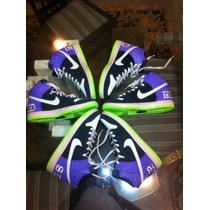 Tênis Nike Dunk High Sb Send Help 2 Nº40 Bra/ 8,5 Usa Novo