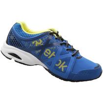 Tênis Reebok Plus Racer Lp Masculino Running Azul