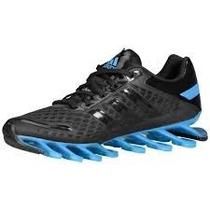 Adidas Springblade 2 Azul Marinho Preto Razor 100% Original