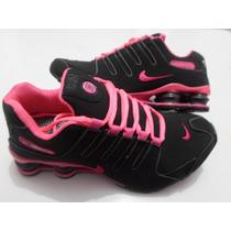 Tênis Nike Shox 4 Molas Imperdivel, Excelente Qualidade