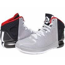 Tênis Adidas Derrick Rose 4 Basquete Nba, A Pronta Entrega