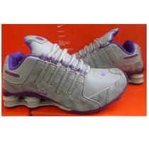 Tênis Nike Shox Femininos 4 Molas Preços Imbatível Compre