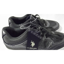 Tênis Us Polo Assn Preto