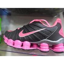 Tênis Nike Shox 12 Molas Femininos Imperdível