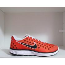 39 Tenis Nike Lunar Swift +2 Laranja Selfiesport