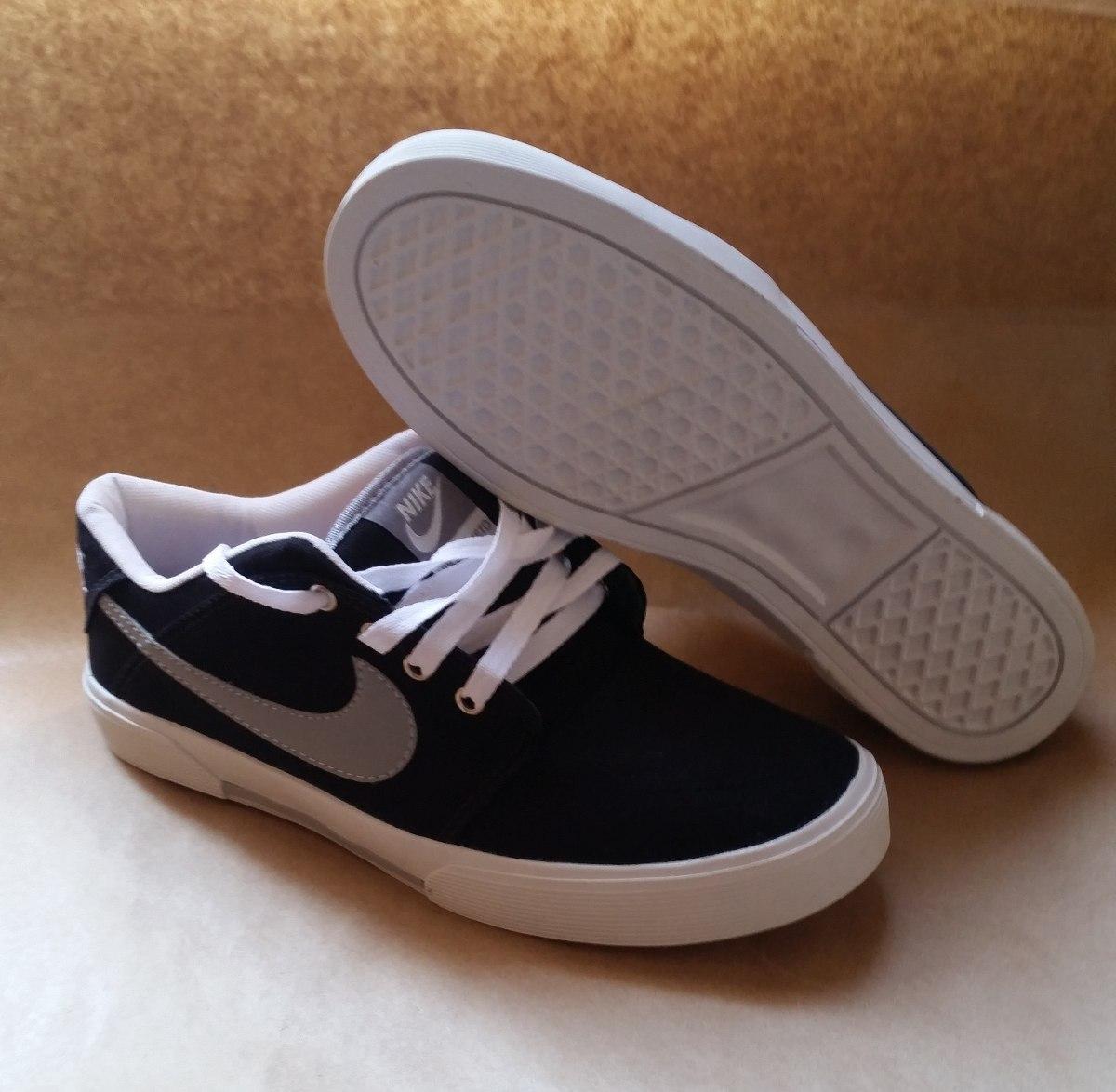 Tenis Nike Sb Azul Bebé