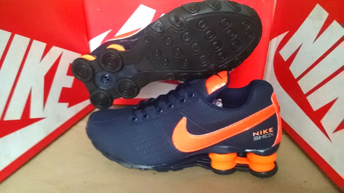 big sale 2a2d1 769c7 ... discount code for nike shox classic azul 19c91 e8e32
