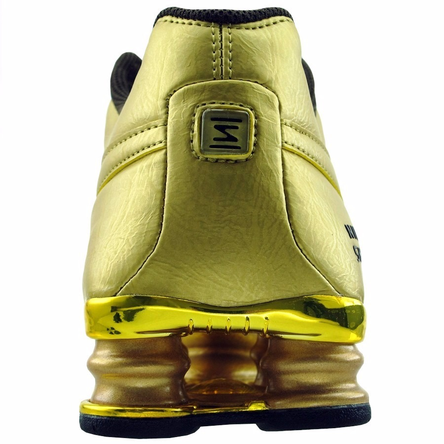 ... nike shox deliver silver gold nike shox deliver silver yellow ...