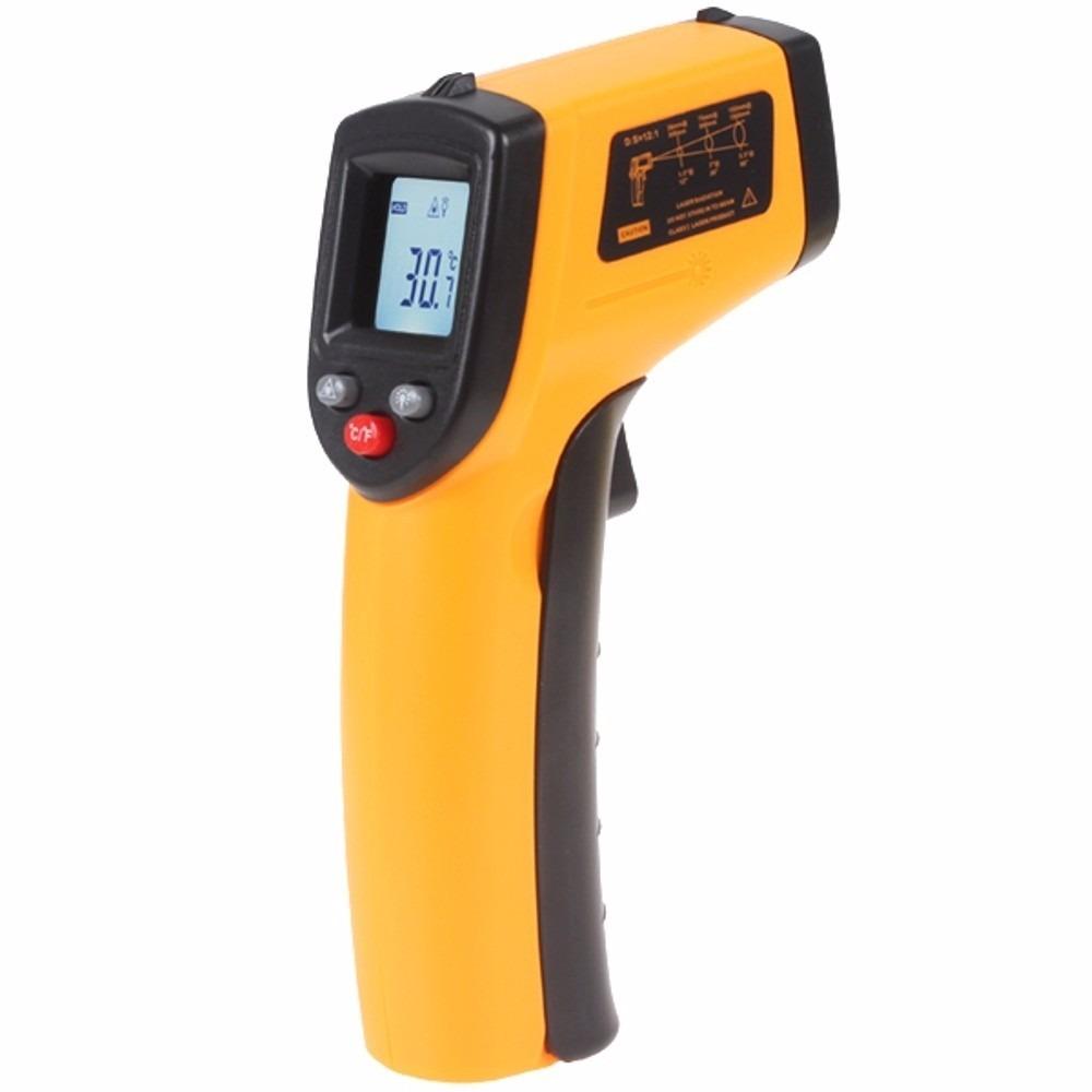 Term metro laser digital infravermelho temperatura 50 for Termometro digital cocina