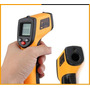 Termômetro Digital Infravermelho Com Mira Laser -50°c~330°c