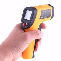 Termômetro Laser Medidor Temperatura Digital Distância Co96