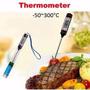 Termômetro Culinário Digital Espeto Cozinha Frete Gratis!