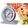 Termômetro De Forno De Aço Inoxidável 50-600 Celsius Grau