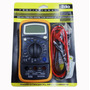 Multímetro Digital Sensor De Temperatura Beep 9kd Eda + Nf
