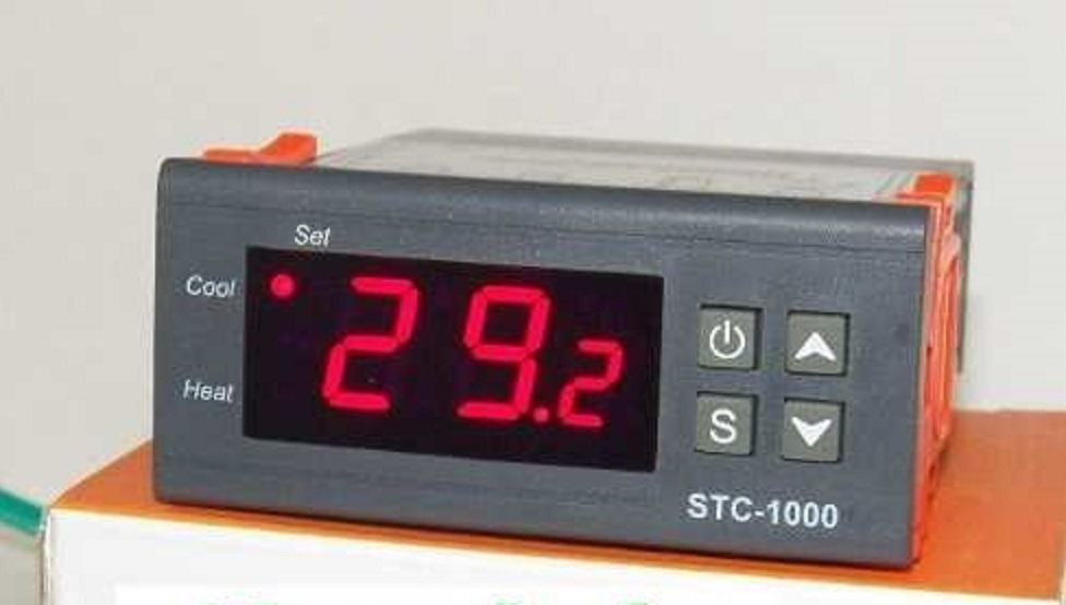 termostato digital: