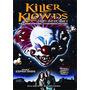 Os Palhaços Assassinos Do Espaço Sideral Dvd Raro Decada 80