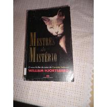 Livro Mestres Do Mistério William Hjortsberg( Original Usado