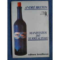 André Breton - Manifestos Do Surrealismo