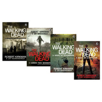 Coleção The Walking Dead (4 Livros) #