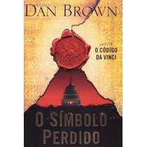 Livro O Simbolo Perdido - Dan Brown