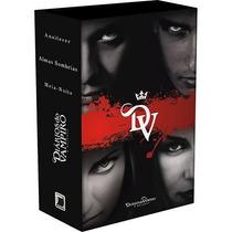 Box Coleção Diários De Vampiros Com 3 Volumes ( 5 A 7) Novos