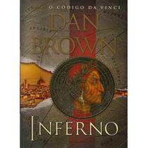 Livro - Inferno - De Dan Brown. Seminovo! Frete Incluso!